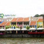 Singapore River Cruise, Clark Quay & Sentosa