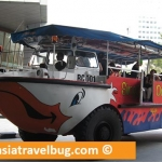 Duck Tours Boat Ride in Singapore