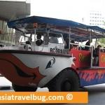 Duck Tours Singapore, Heritage Hippo Tour & Moonlight Adventure