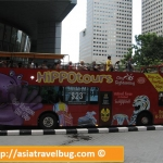 Hippo Bus Tour | Hop on Hop Off Bus in Signapore