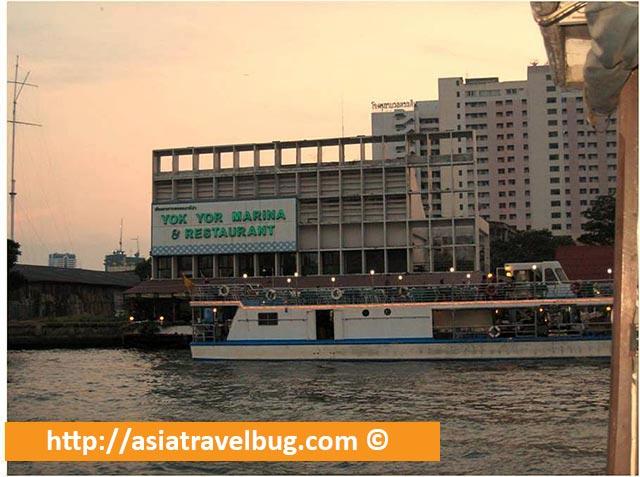 Yok Yor Marina Restaurant and Dinner Cruise