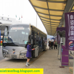 Bus transfer from Macau Airport