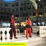 Free Shows at Venetian Macau, Fat Siu Lau Lunch, MGM Macau
