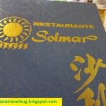 Solmar Restaurant and Free Wynn Macau Shows