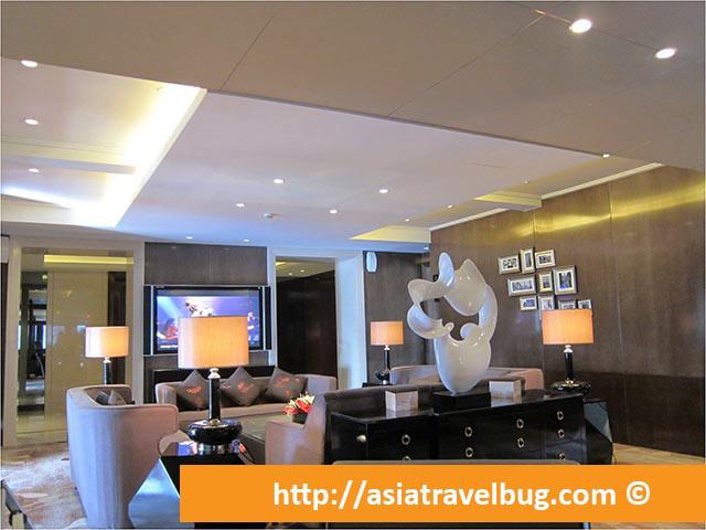 Grand Mercure Shanghai Zhongya Executive Lounge