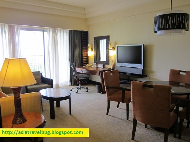 Panorama Suite at Shangri-la Mactan Resort