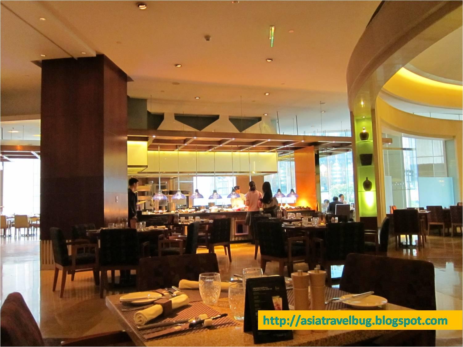 Yi Cafe at Shangri-la Pudong