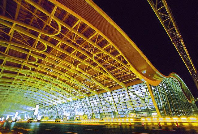 Shanghai Airport Pudong Terminal 2