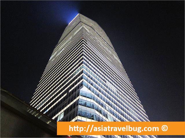 Pudong City Skyscraper