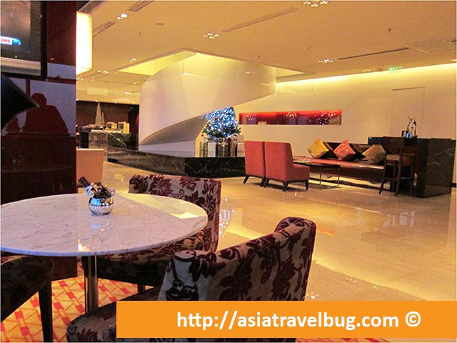Renaissance Shanghai Zhongshan Park Executive Lounge