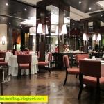 At Jasmine Restaurant, New World Hotel Makati