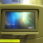 Philippine Airlines flight to Cebu: PAL Boeing 747