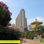 Hong Kong Day 2: Octopus Card, Nan Lian Garden, Chi Lin Nunnery, Tsim Sha Tsui Promenade, Avenue of Stars