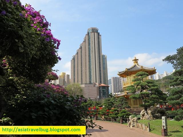 Nan Lian Garden and Chi Lin Nunnery