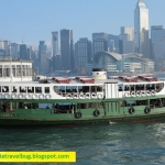 Hong Kong Day 2: Star Ferry and Rickshaw Double Decker Bus