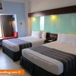 Room at Microtel Mall of Asia