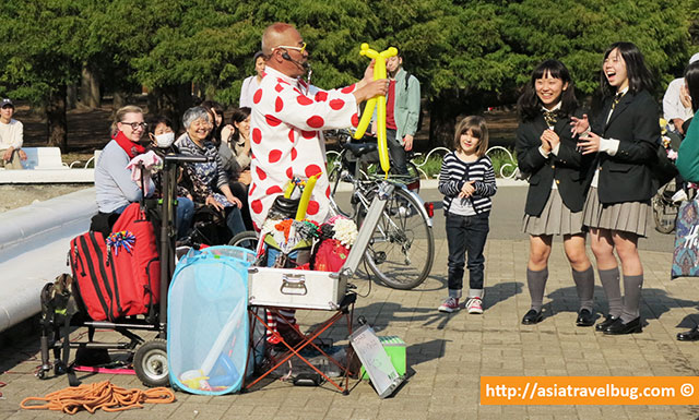 things to do in tokyo | yoyogi park