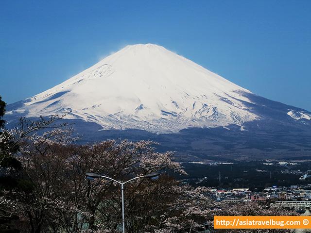 富士山 Mount Fuji Japan