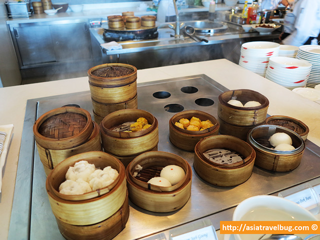 Pork Buns and Dimsum