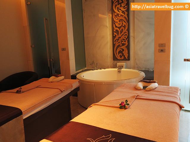 Spa Rooms, Centara Grand at Central World