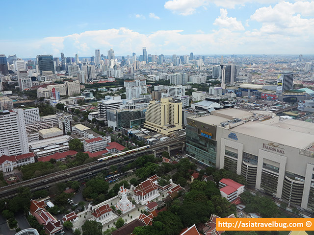 Bangkok Travel - Central World and Siam Area