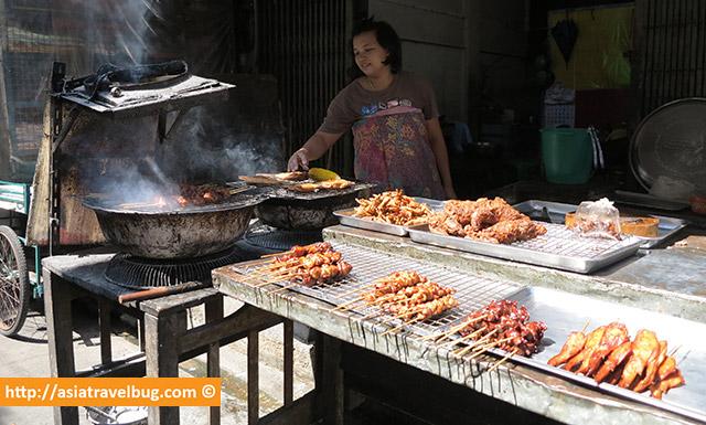 Thonburi Street Food