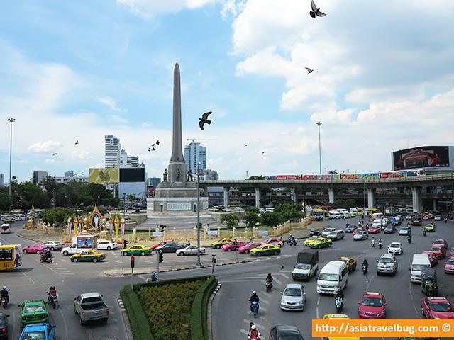 Victory Monument - Bangkok Travel
