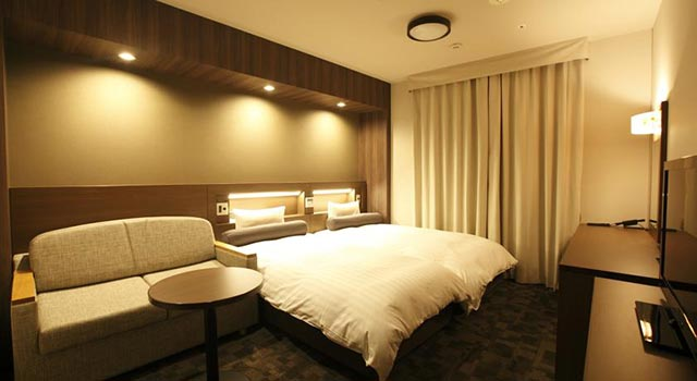 澀穀神宮前多米酒店 Dormy Inn Premium Shibuya - 東京住宿推薦
