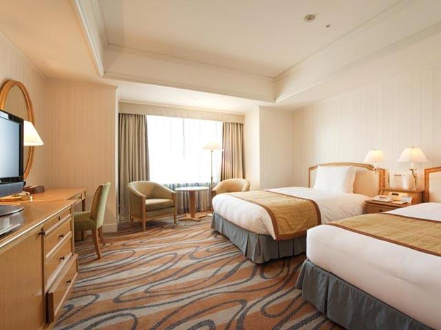 東京台場格蘭太平洋酒店兩張單人 Grand Pacific Le Daiba床房 - 東京住宿推薦