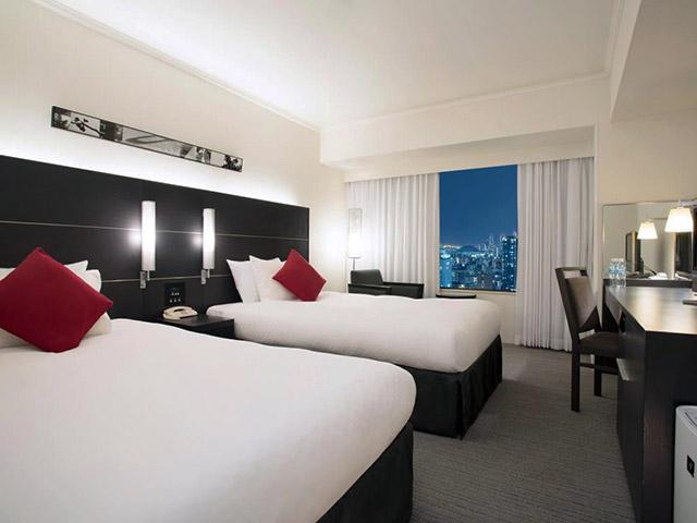 hotel nikko osaka where to stay in osaka midosuji avenue