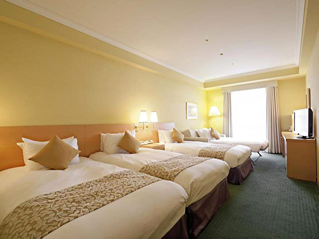 Namba Oriental Hotel best area to stay in Osaka