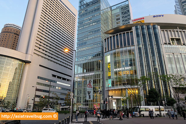 Umeda - Where to Stay in Osaka