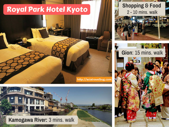 where to stay in kyoto - royal park hotel kyoto
