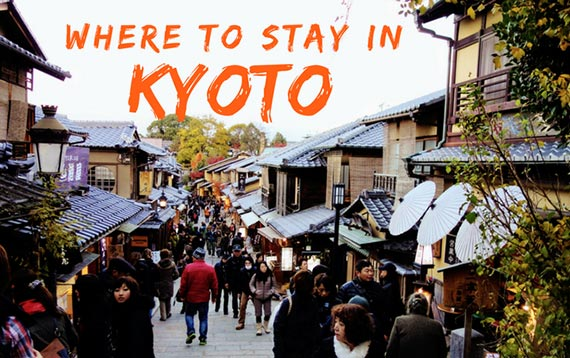 best place to stay in kyoto