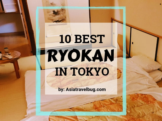 best ryokan in tokyo