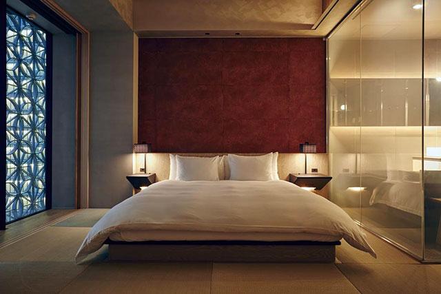 hoshinoya tokyo ryokan deluxe king room