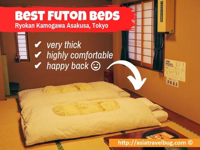 ryokan kamogawa asakusa tokyo deluxe room